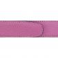Cuir 30 mm grainé rose