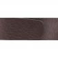 Cuir 40 mm ceinturon marron